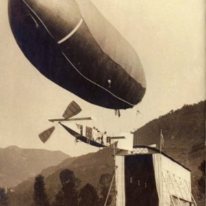 Almerico da Schio e il dirigibile Italia