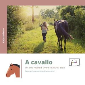 Il turismo a cavallo